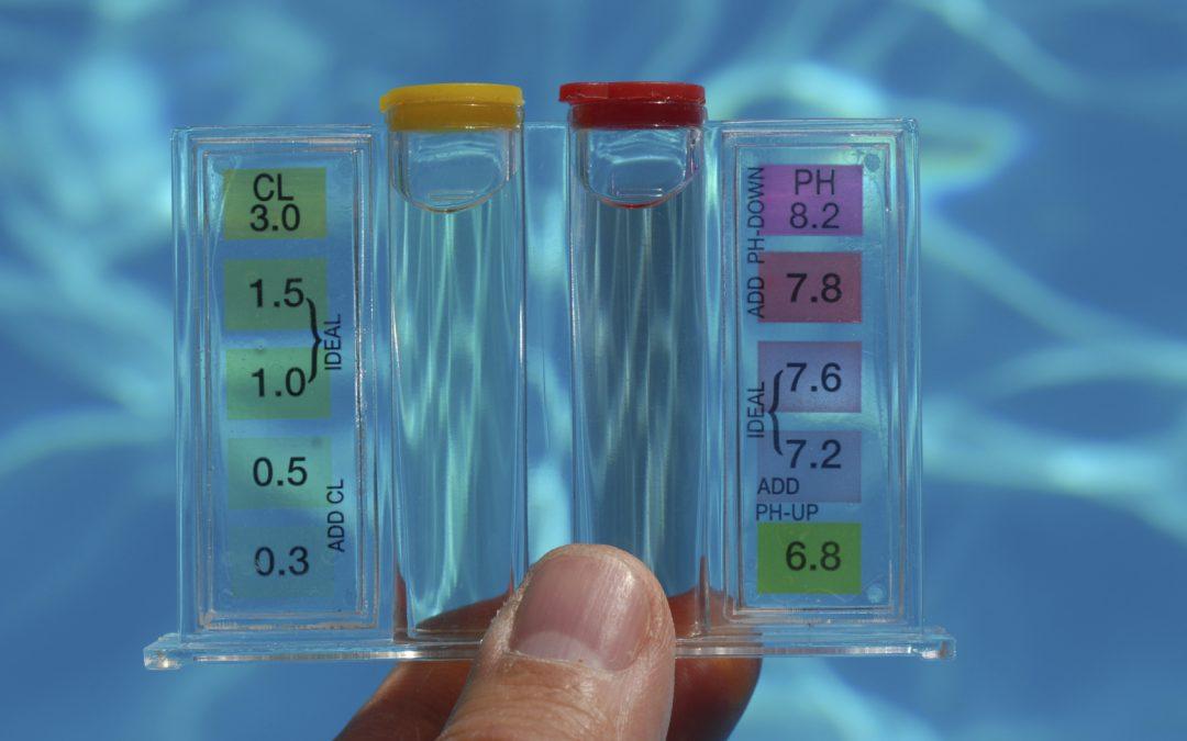 Sistemi di analisi e di regolazione del pH per Piscine