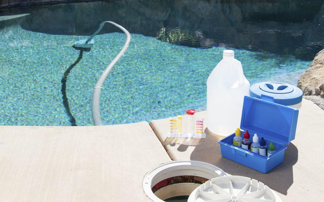 Come evitare gli sprechi d'acqua in piscina