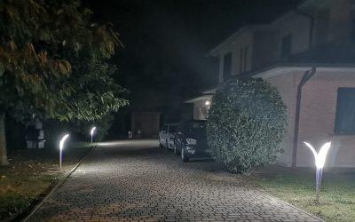 Realizzare un'Illuminazione Esterna Villa a LED spettacolare